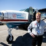 Airline for rescue dogs only? Yes with Dog As My Co-Pilot Peter Rork