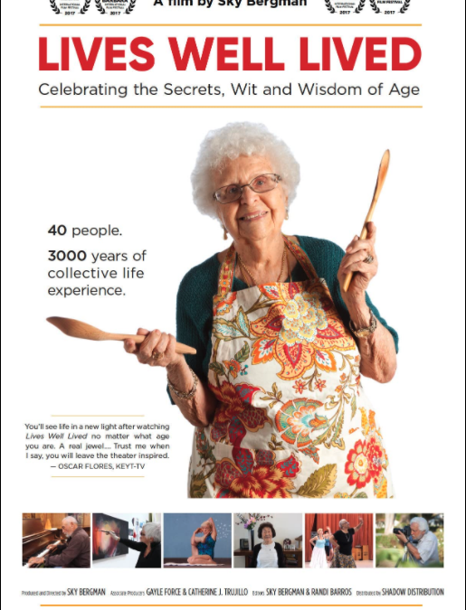 What happens when you interview 40 people over 90!